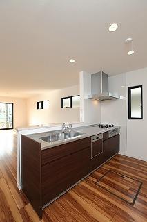 008 1階 キッチン