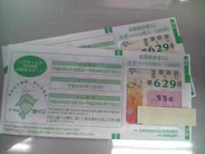 宝くじの日記念宝くじ2