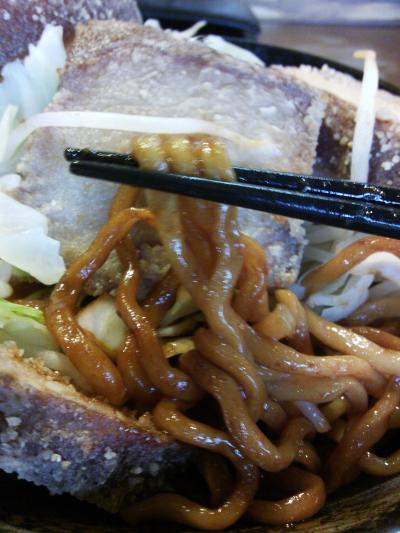 デブセブハイパー麺